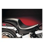 Le Pera Deluxe Silhouette Seat For Harley Softail With Standard Tire 2000-2014