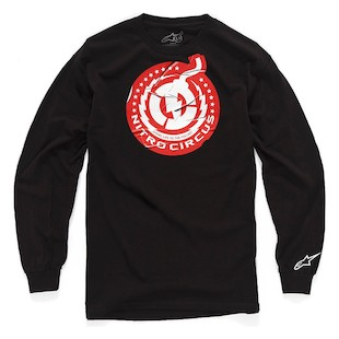 Alpinestars Stuck Up Long Sleeve T-Shirt
