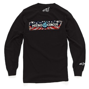 Alpinestars Sportin Wood Long Sleeve T-Shirt