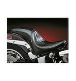 Le Pera Sorrento Seat For Harley Softail With Standard Tire 2000-2017