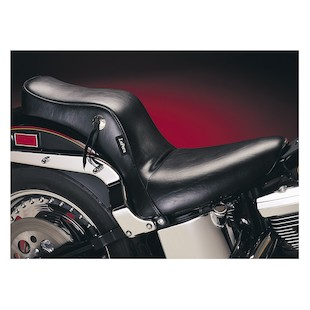 Le Pera Cherokee Seat For Harley Softail With Standard Tire 2000-2017