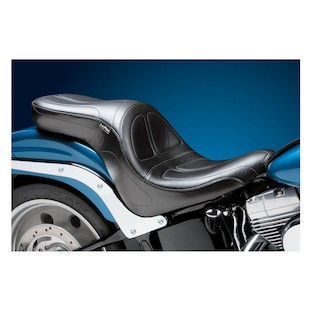 Le Pera Maverick Seat For Harley Softail With 200mm Tire 2006-2016