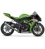 Scorpion Serket Taper Slip-On Exhaust Kawasaki ZX6R 2009-2012