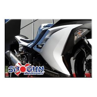 Shogun Frame Sliders Kawasaki Ninja 300 2013-2015