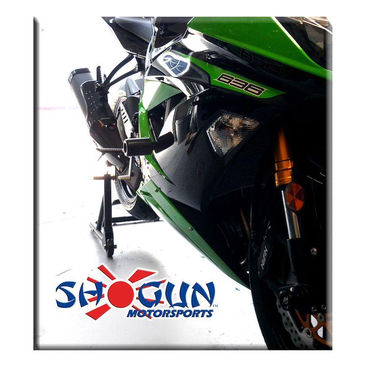 Shogun Frame Sliders Kawasaki Zx6r Zx636 2013 2018 10 600