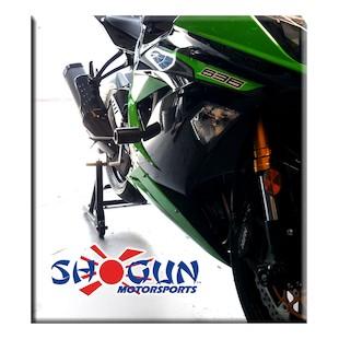 Shogun Frame Sliders Kawasaki ZX6R / ZX636 2013-2017