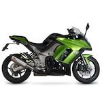 Scorpion Serket Parallel Slip-On Exhaust Kawasaki Ninja 1000 / Z1000 2010-2013