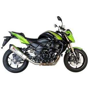 Scorpion Serket Parallel Slip-On Exhaust Kawasaki Z750 2007-2011