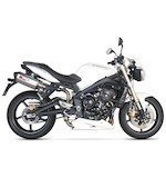 Scorpion Serket Parallel Slip-On Exhaust Triumph Street Triple 2007-2011