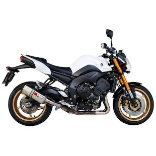 Scorpion Serket Parallel Slip-On Exhaust Yamaha FZ8 2010-2013