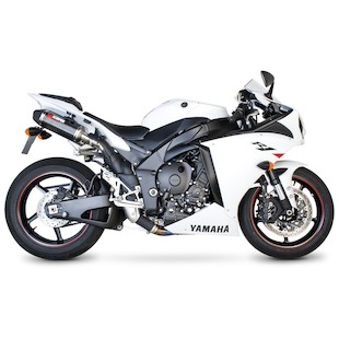 Scorpion Serket Parallel Slip-On Exhaust Yamaha R1 2009-2014