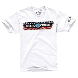 Alpinestars Sportin Wood T-Shirt - (Size SM Only)