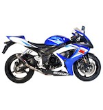 Scorpion RP-1 GP Series Slip-On Exhaust Suzuki GSXR600 / GSXR750 2006-2007