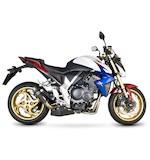 Scorpion RP-1 GP Series Slip-On Exhaust Honda CB1000R 2008-2016