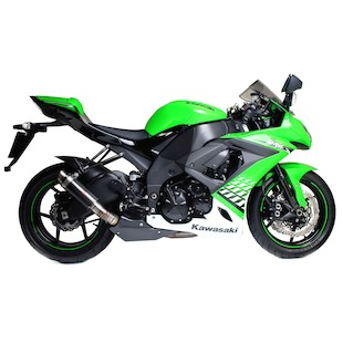 Scorpion RP-1 GP Series Slip-On Exhaust Kawasaki ZX10R 2008-2010