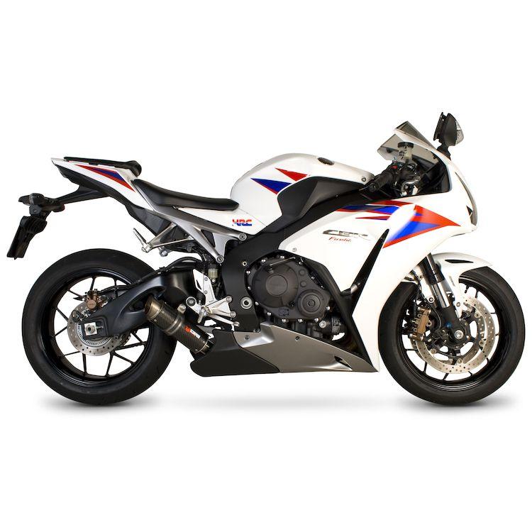 Scorpion RP-1 GP Series Slip-On Exhaust Honda CBR1000RR 2012-2013