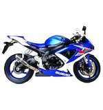 Scorpion RP-1 GP Series Slip-On Exhaust Suzuki GSXR600 / GSXR750 2008-2010