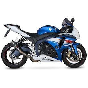 Scorpion RP-1 GP Series Slip-On Exhaust Suzuki GSXR 1000 2012-2014