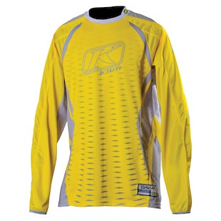 Klim Dakar Jersey (Color: Yellow / Size: 3XL)