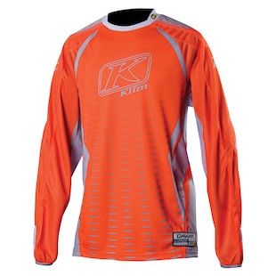 Klim Dakar Jersey (Color: Orange / Size: MD)