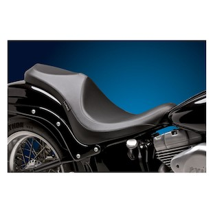 Le Pera Villain Seat For Harley Softail With 200mm Tire 2006-2016