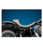 Le Pera Villain Solo Seat For Harley Softail With 200mm Tire 2006-2014