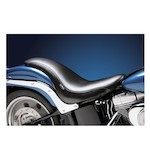 Le Pera King Cobra Seat For Harley Softail With Standard Tire 2000-2014