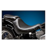 Le Pera Sihouette Deluxe Pillion Seat For Harley Softail With 200mm Tire 2006-2013