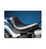 Le Pera Sihouette Deluxe Solo Seat For Harley Softail With 200mm Tire 06-13
