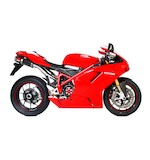 Scorpion Factory Oval Slip-On Exhaustn Ducati 1098 S 2008-2009
