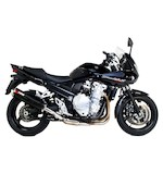 Scorpion Factory Oval Slip-On Exhausti Suzuki GSF1250 Bandit 2007-2012