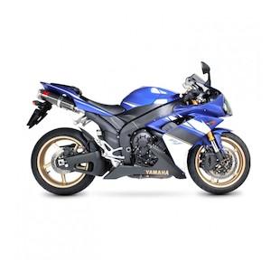 Scorpion Factory Oval Slip-On Exhaust Yamaha R1 2007-2008