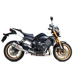 Scorpion Factory Oval Slip-On Exhaust Yamaha FZ8 2010-2013