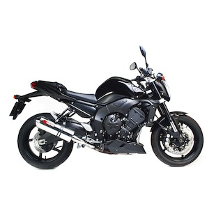 Scorpion Factory Oval Slip-On Exhaust Yamaha FZ1 2006-2015