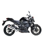 Scorpion Factory Oval Slip-On Exhaust Yamaha FZ1 2006-2014