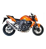 Scorpion Factory Oval Slip-On Exhaust Kawasaki Z750 2007-2011