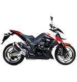Scorpion Factory Oval Slip-On Exhaust Kawasaki Z1000 2010-2013