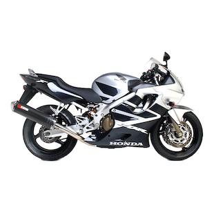 Scorpion Factory Oval Slip-On Exhaust Honda CBR600 F4i 2001-2008