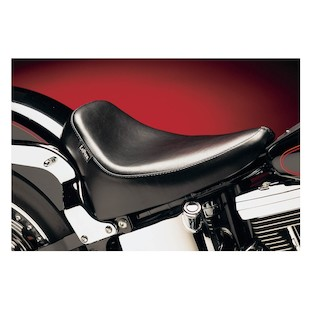 Le Pera Silhouette Deluxe Solo Seat For Harley Softail Heritage / Deluxe 2008-2017
