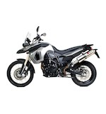 Scorpion Factory Oval Slip-On Exhaust BMW F800GS / Adventure