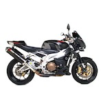 Scorpion Factory Oval Slip-On Exhaust Aprilia RSV1000 Factory / Mille R / Touno
