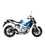Scorpion Power Cone Slip-On Exhaust Suzuki SFV650 Gladius 650 2009-2014
