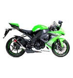 Scorpion Power Cone Slip-On Exhaust Kawasaki ZX10R 2008-2010