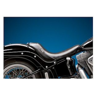 Le Pera Bare Bones Solo Seat For Harley Softail With 200mm Tire 2006-2016