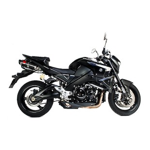 Scorpion Stealth Slip-On Exhaust Suzuki B-King 2008-2013