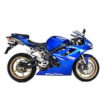 Scorpion Stealth Slip-On Exhaust Triumph Daytona 675 2006-2011