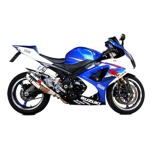 Scorpion Tagma Slip-On Exhaust Suzuki GSXR 1000 2007-2008