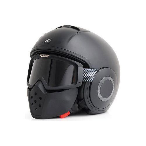 Dá pra tirar essa máscara de baixo e deixar o óculos, mas eu acho ela a  parte mais estilosa do capacete hehehe. 1beb11d592