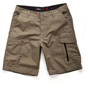 Alpinestars Mike Check Cargo Shorts