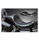 Le Pera Maverick Daddy Long Legs Seat For Harley Dyna 06-13
